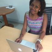 Emmeline Quist Ashesi University College, 2013