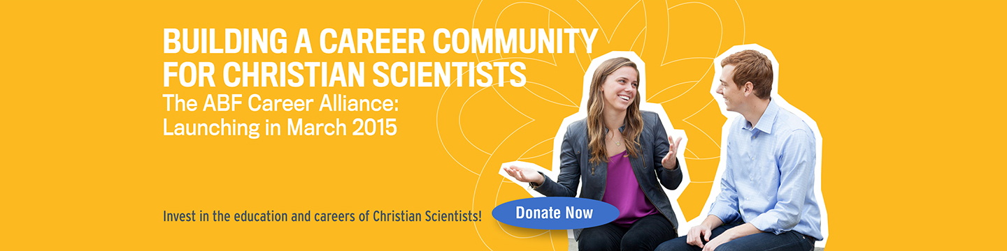 Building a career community for Christian Scientists