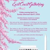 East Coast April1-3