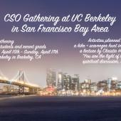 SF Bay Area April 15-17