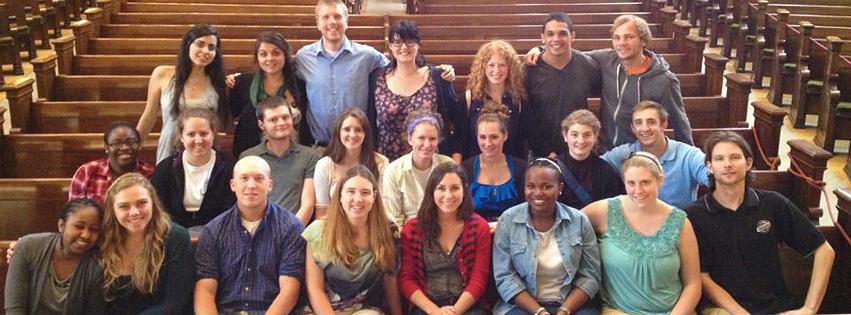 Summer 2012 Interns