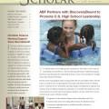 The Albert Baker Scholar Newsletter - Autumn 2007 PDF