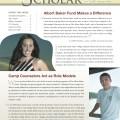 The Albert Baker Scholar Newsletter - Spring 2007