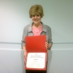 Sally Ulrich, certificate in Paralegal Studies from Boston University