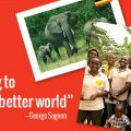 """""""Helping to make a better world"""""""