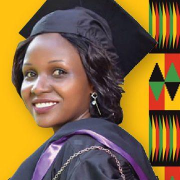 Diana Nakawombe, 2019 Albert Baker Fund (ABF) Law School Graduate