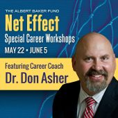 Net Effect Special Workshops - May 22, June 5, 2020 - Featuring Dr. Don Asher